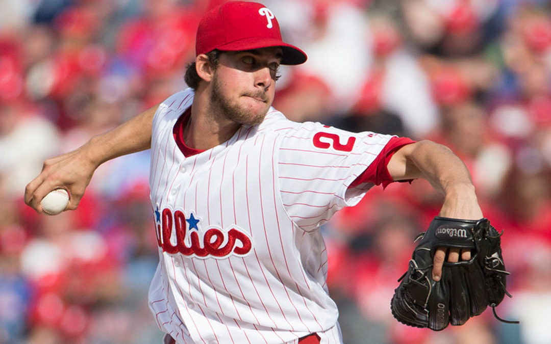 Phillies Battle For First Place