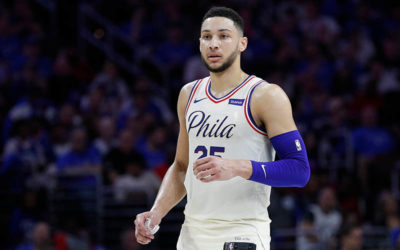 Ben Simmons Wins ROTY